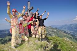 Le sommet des Artses (photo David Andrey)